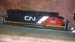 CN 5332 (SD40-2)