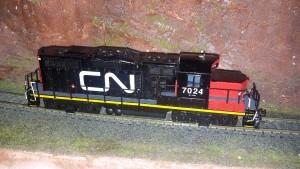 CN 7024 (GP9rm)
