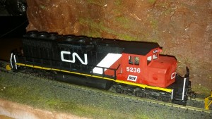 BCN 5236 SD40W